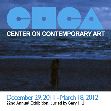 Group exhibition: Center on Contemporary Art of Seattle – USA from December 29, 2011 to March 18, 2012