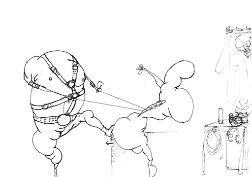 Sketch of contemporary painter Jeremie Baldocchi (croquis-008.jpg)