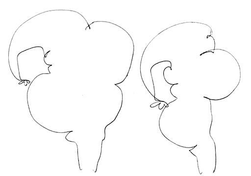 Sketch of contemporary painter Jeremie Baldocchi (croquis-014.jpg)