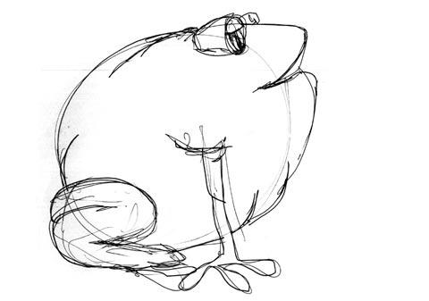 Sketch of contemporary painter Jeremie Baldocchi (croquis-058.jpg)