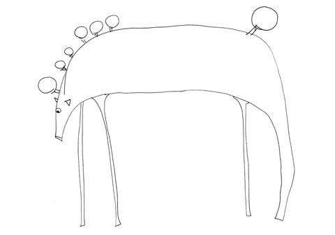 Sketch of contemporary painter Jeremie Baldocchi (croquis-059.jpg)