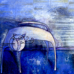 Artwork:Ventilated cat