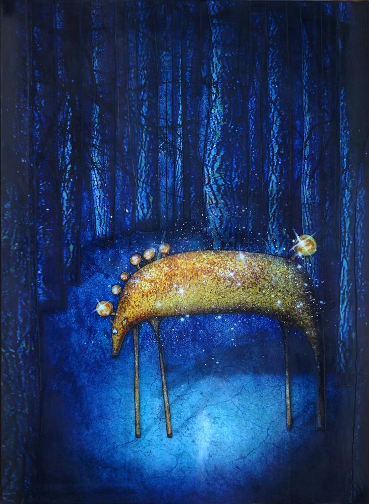 Artwork: Night Horse
