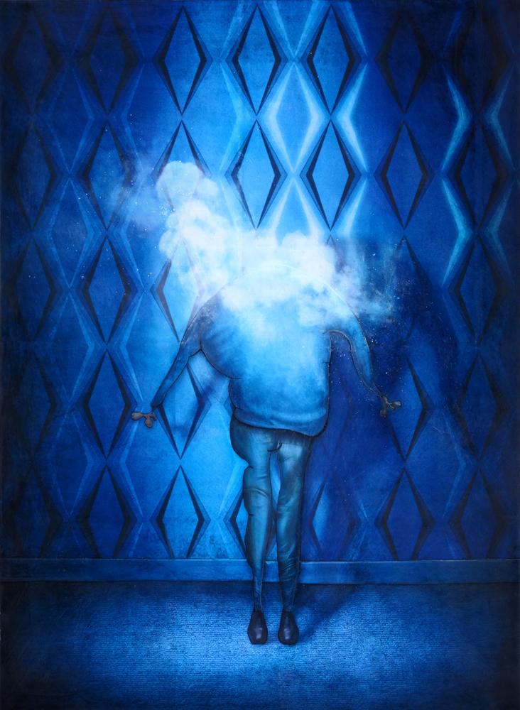 Artwork: Head in the clouds