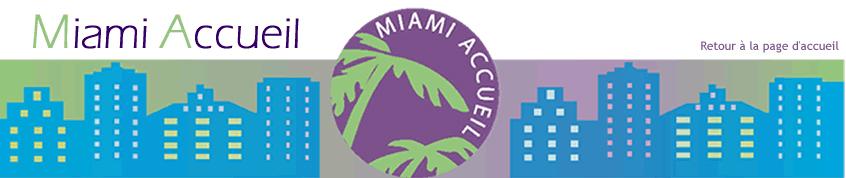 Website Miami Accueil