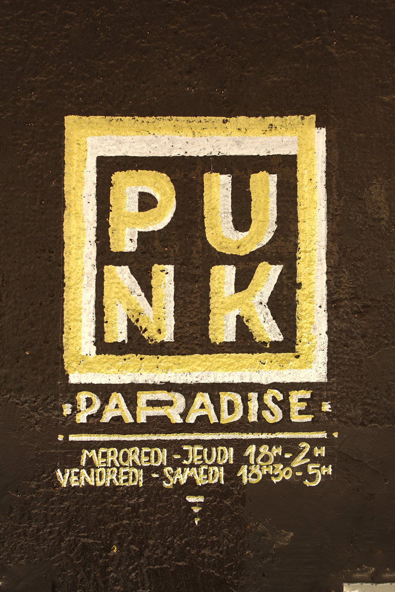 Group exhibition Punk Paradise to 27 July to 8 August 2019