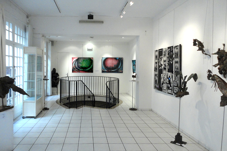 Group exhibition Gallery Christiane Peugeot – Workshop Z – Paris – France from 11 to 20 May 2011