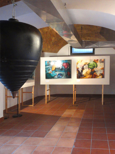 Group exhibition Massenzio Arte – Roma – ITALY from 10 to 20 November 2011