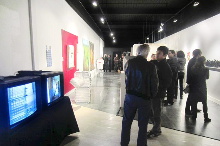 Group exhibition Center on Contemporary Art of Seattle – USA from December 29, 2011 to March 18, 2012