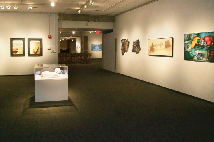 Group exhibition Museum of Fine Arts – Tallahassee – Florida – USA from August 27 to September 30, 2012