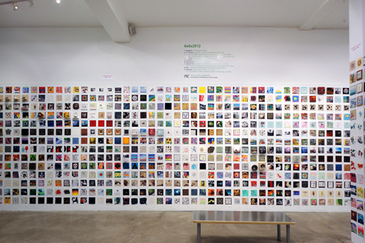 Group exhibition Rochester Contemporary Art Center's  –  New York – USA from June 1 to July 14, 2013