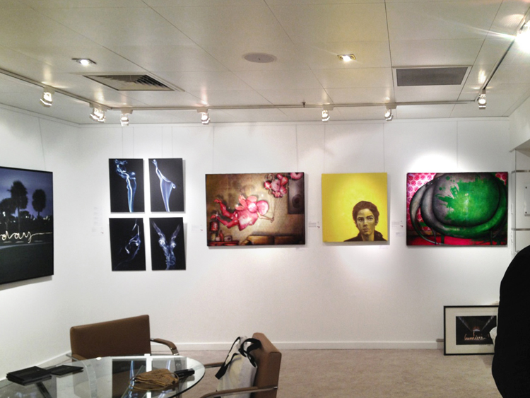Group exhibition Miami International Art Fair – USA from 17 to 20 Janary