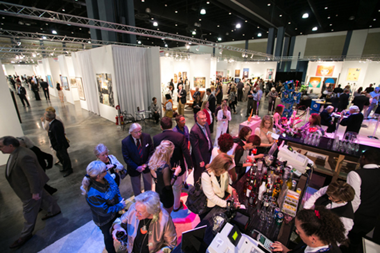 Group exhibition Artpalmbeach Art Fair- Miami – USA from 23 to 27 January 2014