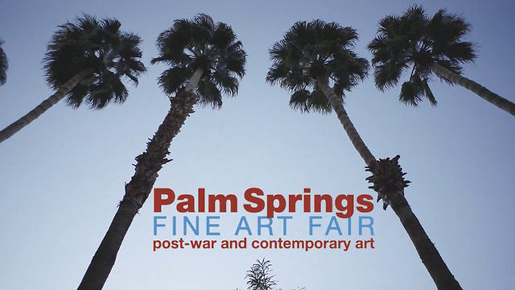 Group exhibition Palm Springs Art fair California – USA from 14 to 16 February 2014