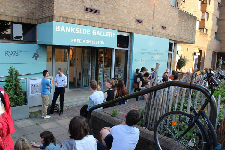 Group exhibition Bankside Gallery – London – England from 24 to 30 November 2014