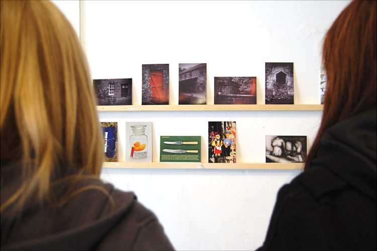 Group exhibition Surface Gallery Nottingham – England to 16 Janary to 14 Febrary 2015
