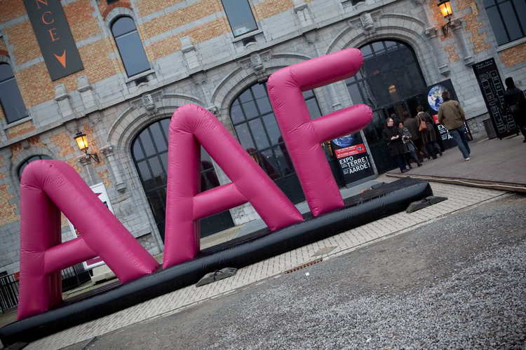 Group exhibition Affordable Art Fair – Brussels – Belgium from 5 to 9 February 2015