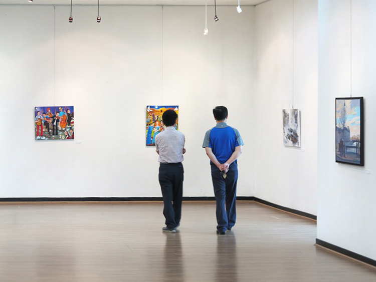 Group exhibition Art Fairs in Mokpo South Korea from 4 to 8 June 2015