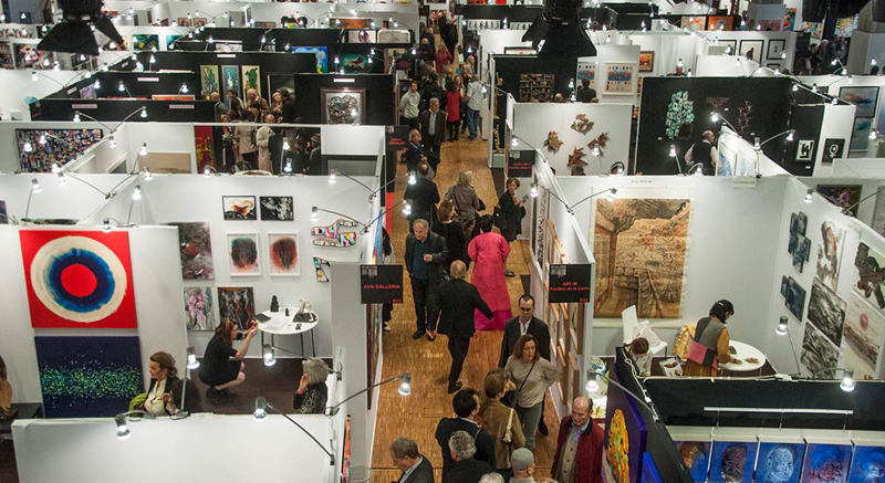 Group exhibition Artfair Art Shopping – Paris – France May 28 and 29, 2016
