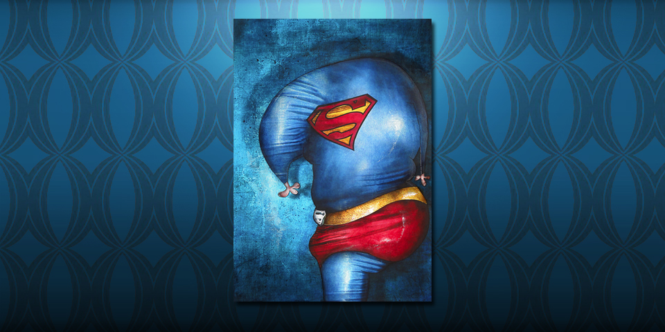 Artwork: Superman