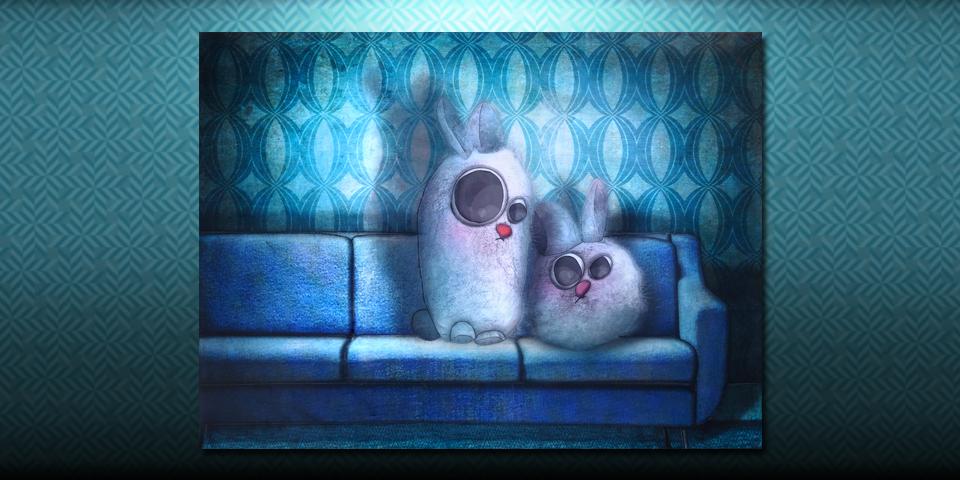 Artwork: The rabbits