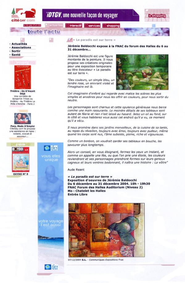 Website Citegay.com