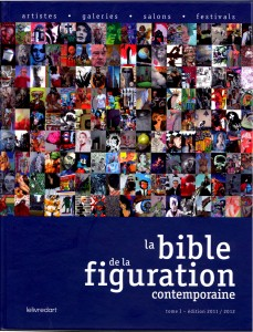 The Bible of contemporary painting and figurative
