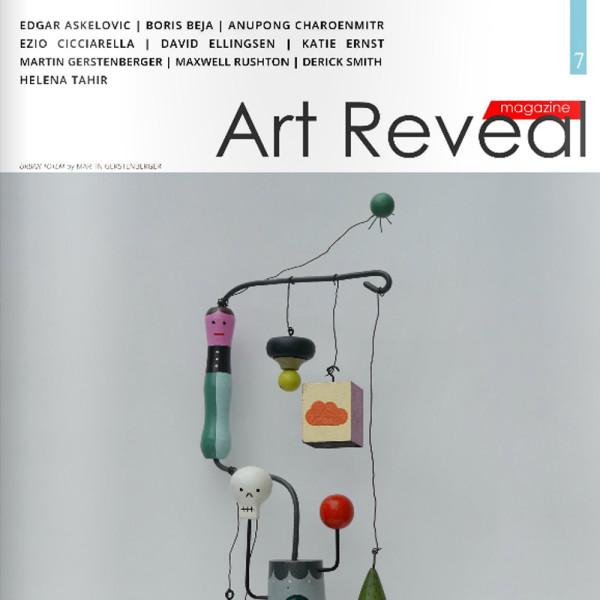 Website Art Reveal magazine